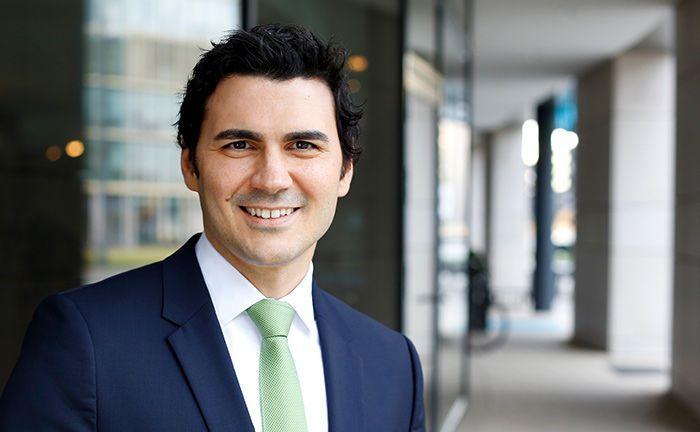 Kemal Bagci, ETC-Experte von BNP Paribas: Palladium ist 2018 das erfolgreichste Edelmetall.
