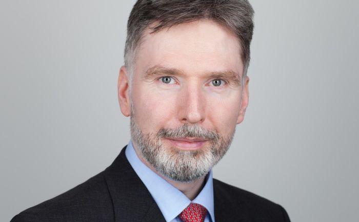 Christoph Schon ist für das Applied Research in der EMEA-Region bei Axioma in London verantwortlich.|© Axioma