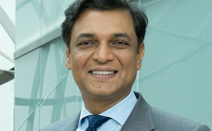 Ashok Aram: Der neue Mann an der Spitze des internationalen Privat- und Firmenkundengeschäfts ist mit einer kurzen Unterbrechung seit rund 20 Jahren für die Deutsche Bank tätig.|© Deutsche Bank