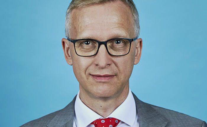 Olaf John verantwortet die Geschäftsentwicklung bei Insight Investment in Europa.|© Insight Investment