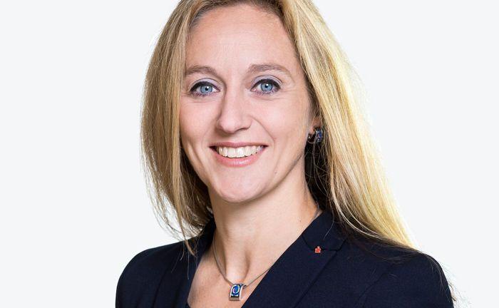 Nancy Plaßmann ist im Vorstand der Sparkasse Osnabrück für das Privatkundenressort inklusive des Private Banking zuständig.