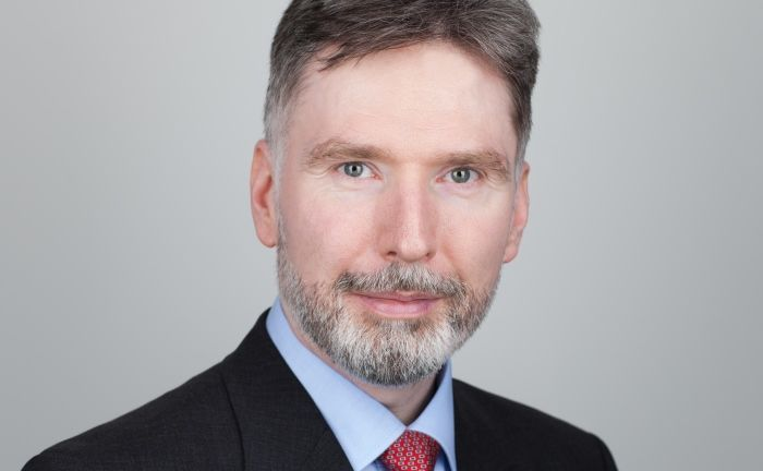 Christoph Schon ist für das Applied Research in der EMEA-Region bei Axioma in London verantwortlich. |© Axioma