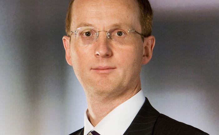 Axel Cron wird neuer Anlagechef bei HSBC Global Asset Management Deutschland.|© HSBC GAM