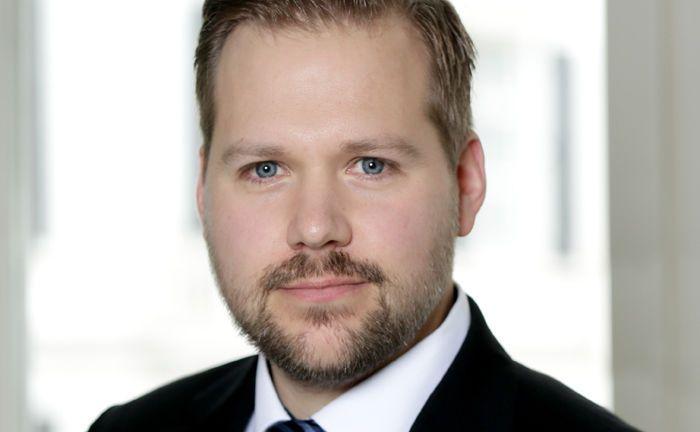 Vermögensverwalter und Fondsmanager Marc Zimmer rückt in die Geschäftsführung von Büttner, Kolberg & Partner auf.|© Büttner, Kolberg & Partner