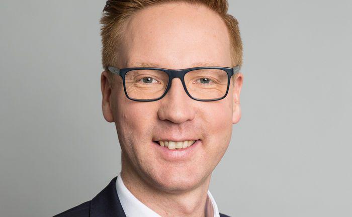 Florian Barber leitet seit 1. Januar das Wholesale-Geschäft für Deutschland und Österreich im Vertriebsteam der DJE Kapital.|© DJE Kapital