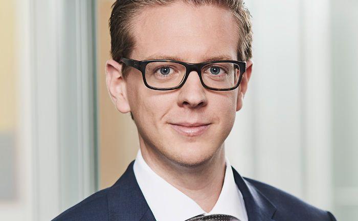 Markus Pins leitet seit 1. Januar die neue Abteilung für Unternehmensentwicklung und Vorstandstab der Frankfurter Bankgesellschaft (Deutschland).|© Frankfurter Bankgesellschaft (Deutschland)