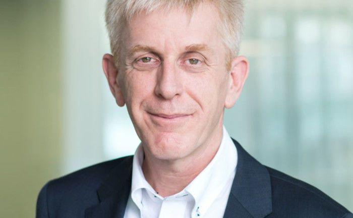 Johannes Höhener verantwortet bei Swisscom den 2016 gegründeten Fintech-Cluster.