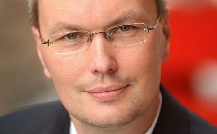 Michael Krähmer – zuständig für das Privatkundengeschäft – tritt ab Juli 2019 die Nachfolge von Gerhard Stock als Vorstandschef der Sparkasse Neckartal-Odenwald an.|© Sparkasse Neckartal-Odenwald