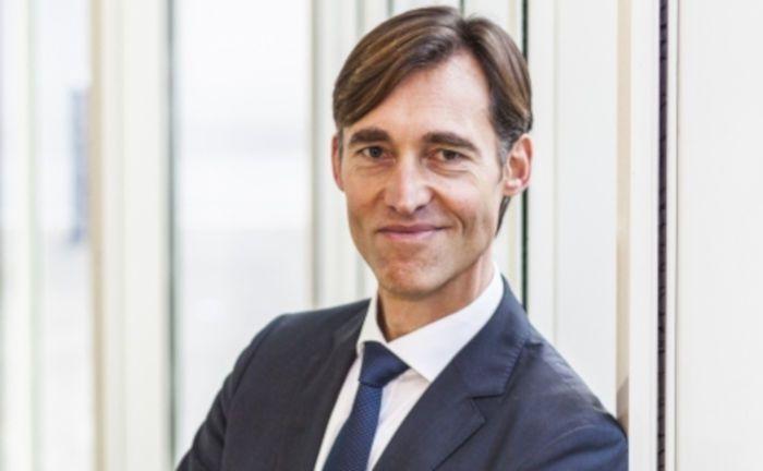 Manfred Hoffmann ist seit 1. Januar 2014 Geschäftsführer des Versorgungswerks der Presse. |© Versorgungswerk der Presse