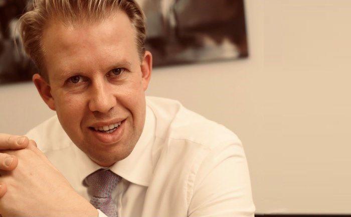 Ist seit zehn Jahren Personaldienstleister für Asset Management und Private Banking: Klaus Biermann