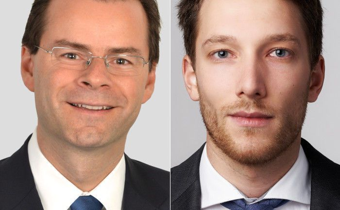 Andreas Reichlin (links) und Romano Gruber arbeiten für das Beratungshaus PPC Metrics. |© PPC Metrics