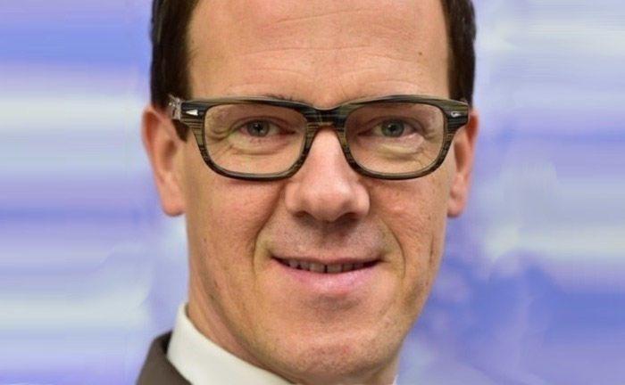 Ist seit dem Jahr 2000 für die Mainzer Volksbank tätig: Heinz Ripperger.