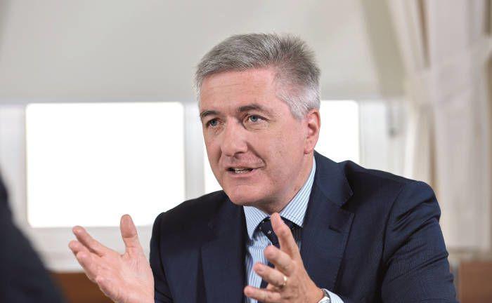 Bernd Meyer, Chefanlagestratege und Leiter für Mischanlagen bei der Berenberg Bank