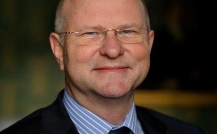 Christian Mosel ist seit 1. April 2017 Hauptgeschäftsführer der Ärzteversorgung Westfalen-Lippe. |© ÄVWL