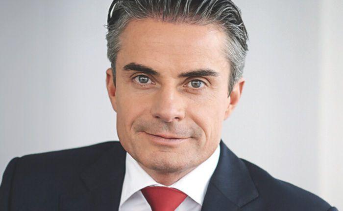 Roger Studer leitet das Investment Banking von Vontobel.