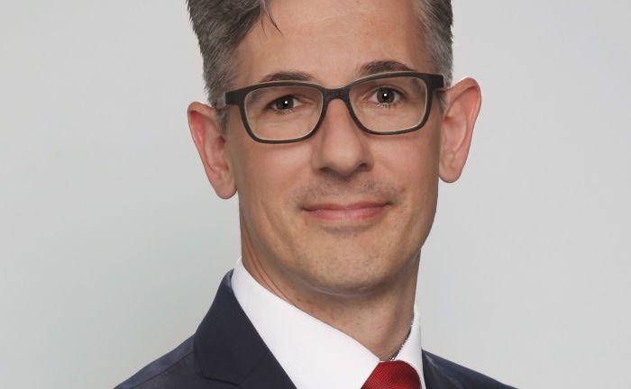 Rafael Krönung ist Vorstandschef des neuen Pensionsfonds. |© Aon Hewitt