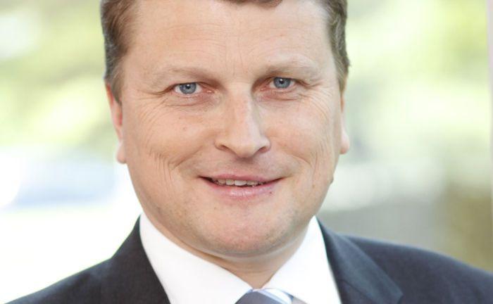 Ulrich Mitzlaff ist Vorsitzender des Vorstand der Kirchlichen Zusatzversorgungskasse des Verbandes der Diözesen Deutschlands. |© KZVK
