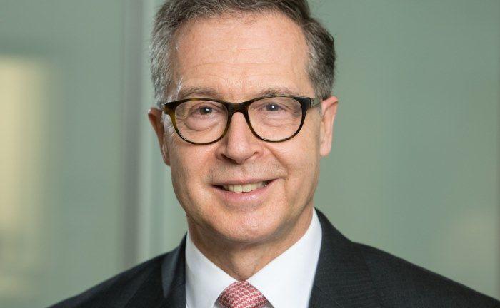 Kommt von der Caceis Bank: Holger Sepp.