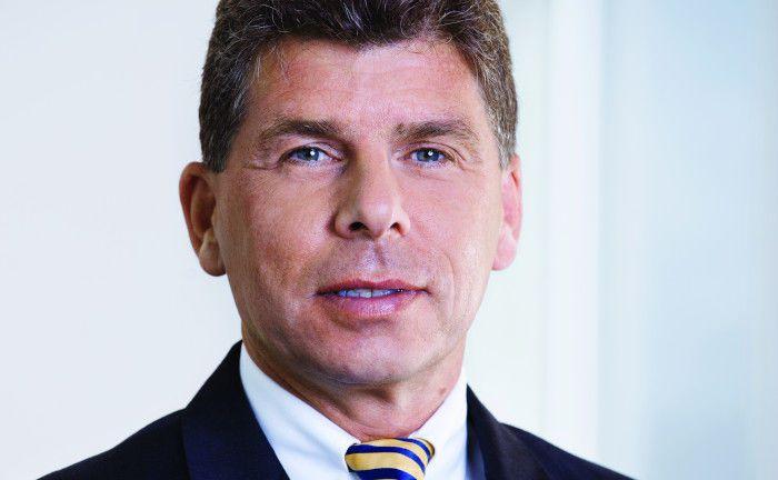 Matthias Danne ist Immobilien- und Finanzvorstand der Dekabank|© Dekabank