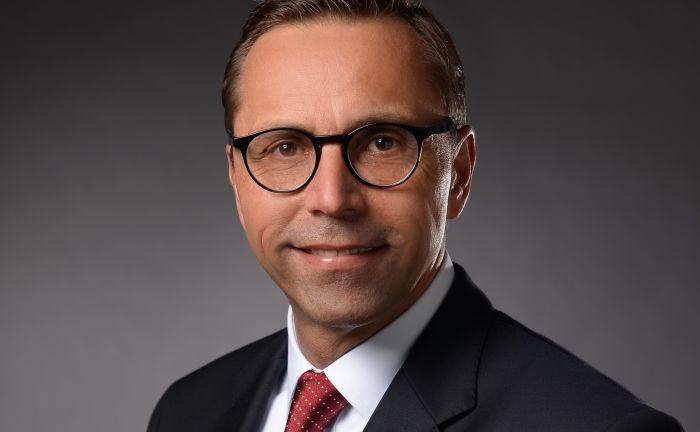 Frank Spölgen ist mit einer Unterbrechung seit 1999 bei der Sparkasse Köln-Bonn.