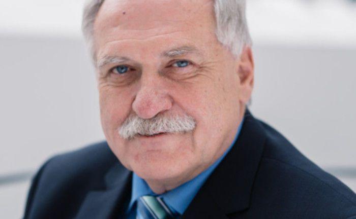 Friedhelm Gieseler ist Geschäftsführer des Versorgungswerks Klinik-Rente. |© Klinik-Rente