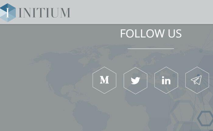 Die Initium-Gruppe richtet sich an Unternehmen in disruptiven Sektoren wie Finanztechnologie, Blockchain oder Computerspiele.|© Screenshot