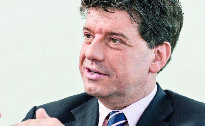 Alexander Lehmann: Der bisherige Leiter der die Vertriebsunterstützung in Deutschland und Österreich verlässt Fenthum nach elf Monaten.