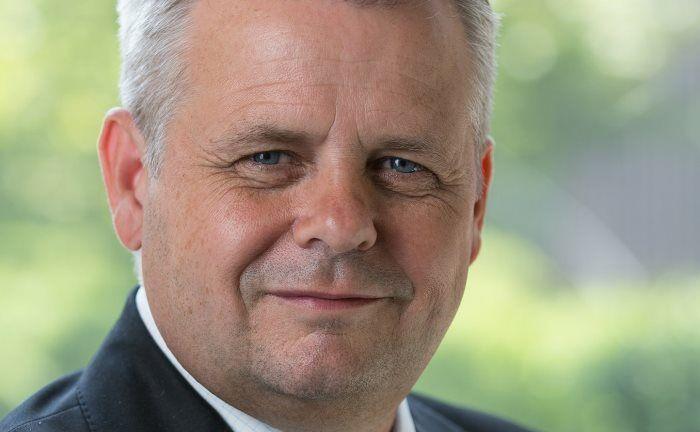 Lars Skovgaard Andersen, Investmentstratege bei Danske Invest, erklärt, welche Faktoren die Übergewichtung europäischer Aktien beeinflussen.|© Danske Invest