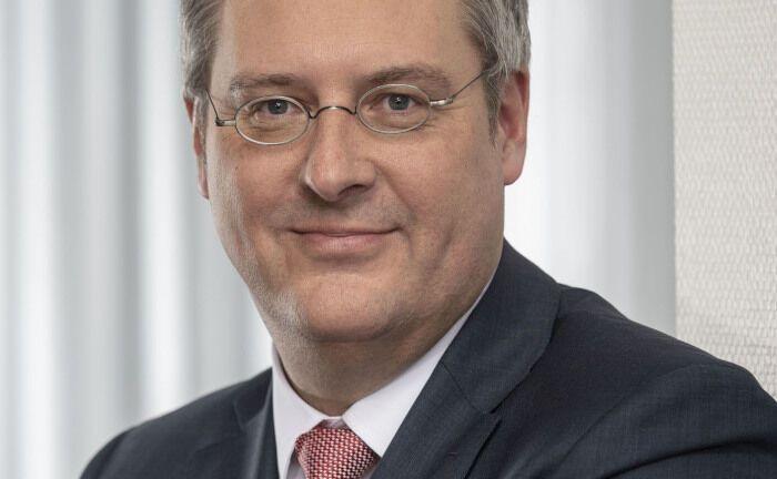 Matthias Brake ist Vorstandschef der Versicherungsunternehmen Landeskrankenhilfe und Landeslebenshilfe. |© Thorsten Scherz