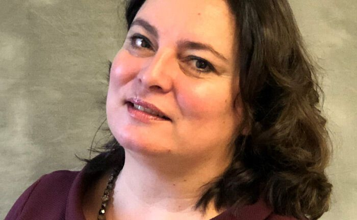 Petra Lugones Targarona leitet vom neuen Münchner Büro aus das deutsche Geschäft von Pinebridge Investments.|© Pinebridge Investments
