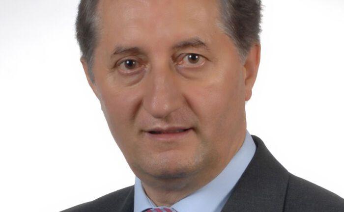 Christos Arbaras, Vorstand von Anodos Asset Management in München. Der Vermögensverwalter stellt sein Mandatsgeschäft ein.