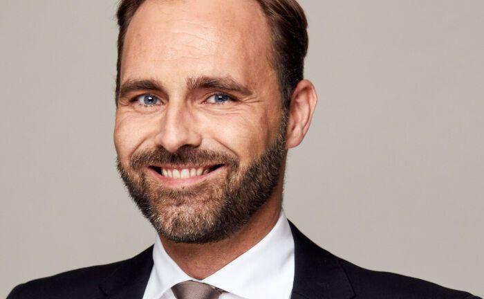 Michael Hennig: Der 45 Jahre alte Vertriebs- und Wertpapierspezialist wechselt von der Fondsgesellschaft Fidelity International zu Swiss Life Asset Managers.|© Swiss Life Asset Managers