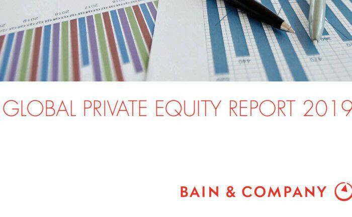 Private-Equity-Fonds sitzen auf einem rekordhohen Niveau nicht-investierten Kapitals. |© Bain & Company