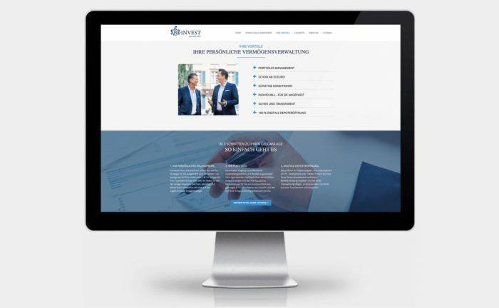 vB-Invest: Um das aktive Management des angelegten Vermögens kümmert sich die Deutsche-Bank-Tochter DWS.