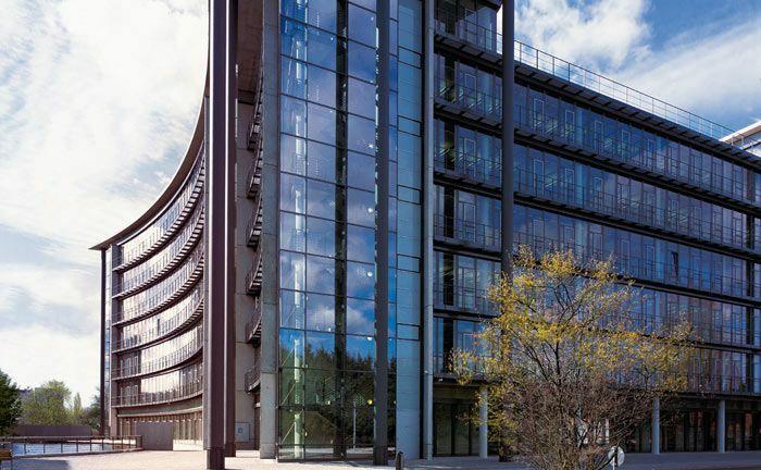 Zentrale der Apobank in Düsseldorf|© Apobank