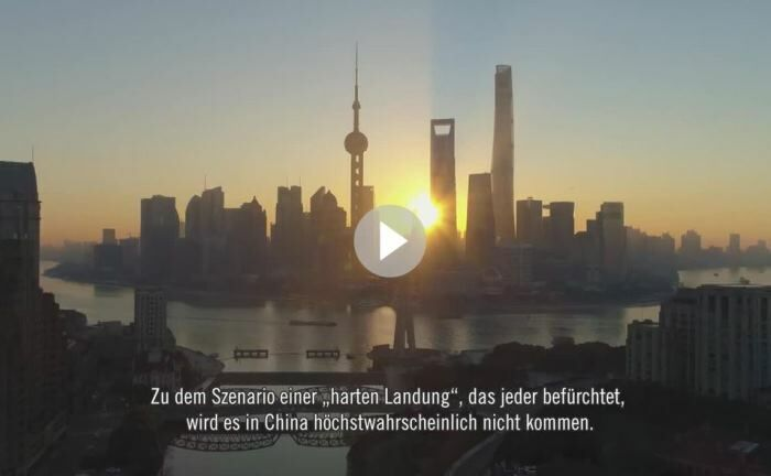 Michael Hasenstab zur Rolle Chinas