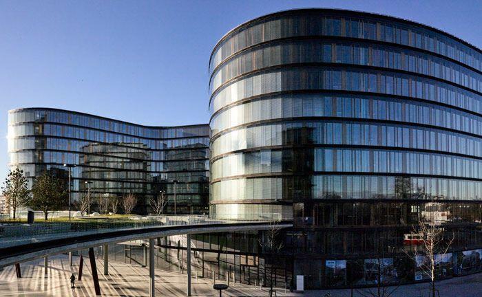 Campus der Erste Bank in Wien.