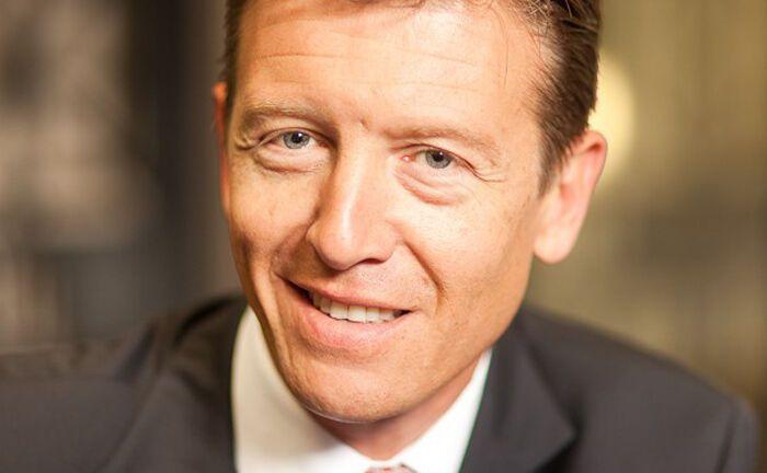 Paul Arni leitete seit September 2017 das Schweizer Wealth Management der Deutschen Bank.
