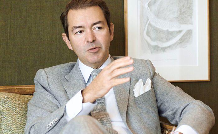 Rémy Best ist einer von sieben Teilhabern der Schweizer Bank Pictet.|© Pictet 2019