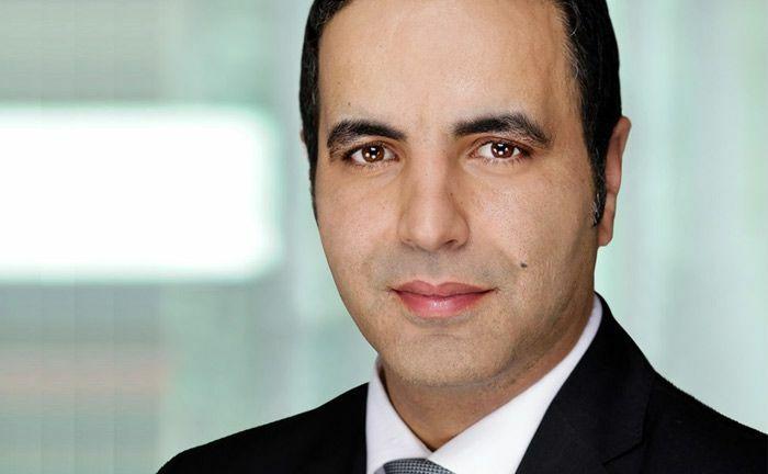 Arbeitet seit 2017 bei Scope: Der künftige Geschäftsführer Said Yakhloufi.