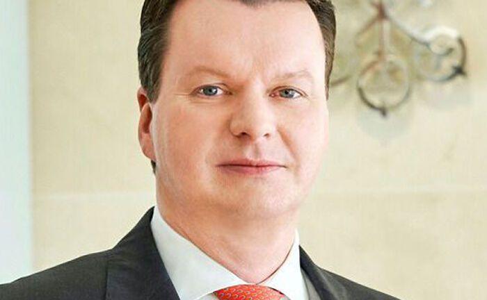 Clemens W. Bertram, bisher Leiter Vertriebspartner Deutschland und Osteuropa, verlässt UBS Asset Management.|© UBS Asset Management
