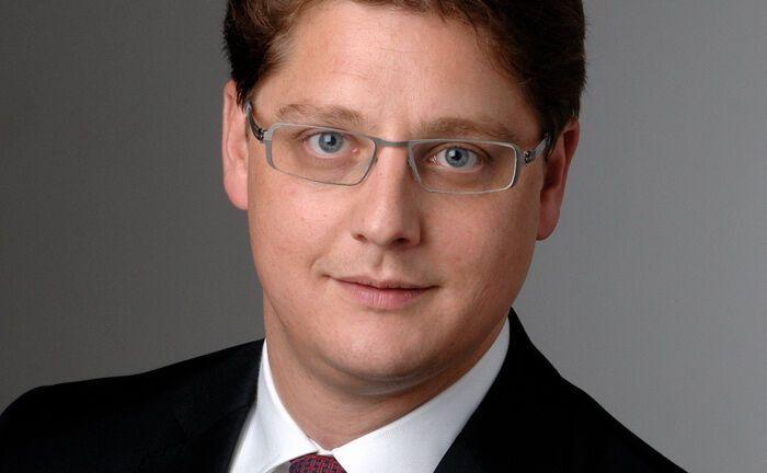 Florian Rehm, Leiter institutionelle Kunden für Deutschland und Österreich, leitet das neue Düsseldorfer Büro des Schweizer Asset Managers Unigestion.|© Unigestion