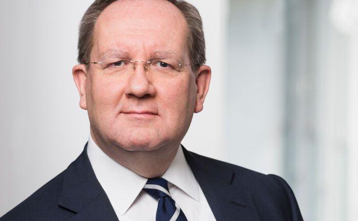 Felix Hufeld, Präsident der Finanzaufsicht Bafin