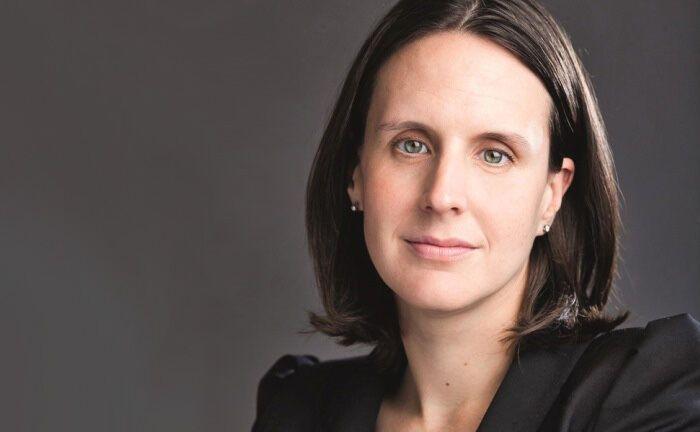 Jessica Ground leitet bei Schroders das Nachhaltigkeitsteam. |© Schroders