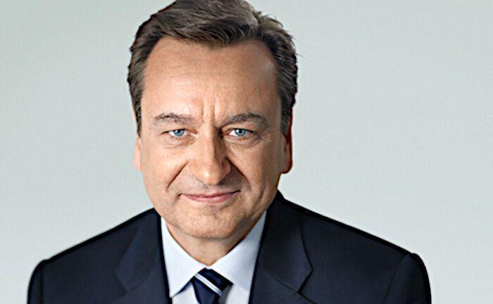 Ist seit April 2017 Chef der Munich Re: Joachim Wenning.