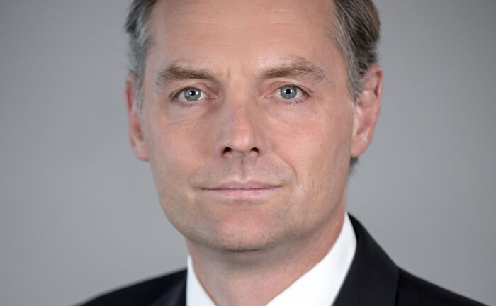 Nicolas Faller ist Co-Chef Asset Management der Schweizer Privatbank Union Bancaire Priveé (UBP).