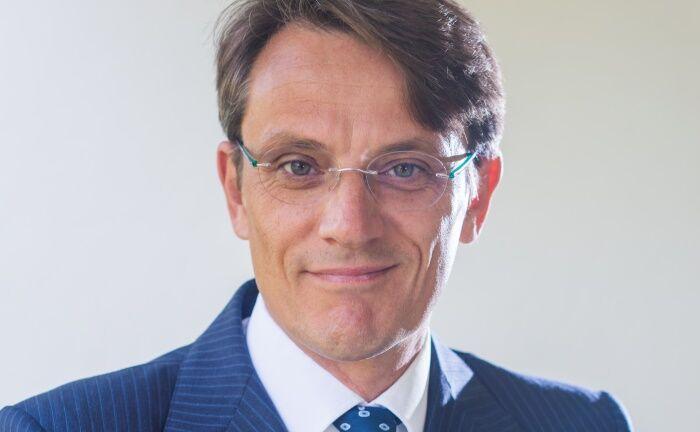 Claudio de Sanctis ist seit Dezember 2018 Europa-Chef Wealth Management der Deutschen Bank.