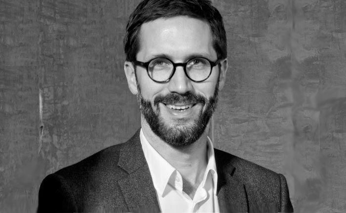 Chris Bartz ist Mitgründer des Berliner Spezialdienstleisters Elinvar