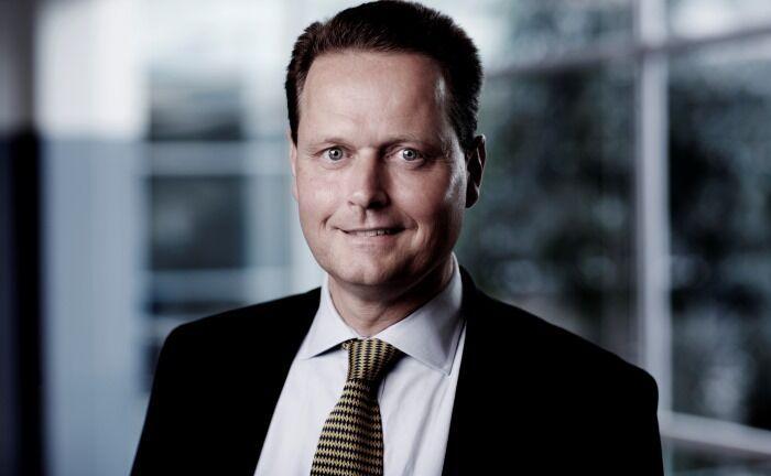"""Asger Lund Nielsen, Senior-Portfoliomanager des Danske Invest – Europe High Dividend: """"Im Moment sehen wir innerhalb der Branchen Energie, Kommunikation, Finanzen und Versorgung die höchsten Dividendenrenditen."""""""