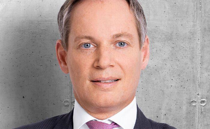 Robert Löw rückt bei der LLB Österreich ab Mitte Mai von der Stellvertreter- in die Chefrolle auf.